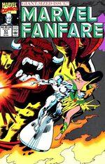 Marvel Fanfare 51