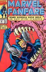 Marvel Fanfare 52