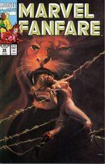 Marvel Fanfare 58