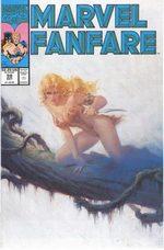 Marvel Fanfare 59