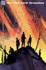 The New Frontier 3 Comics