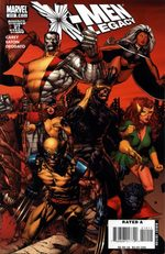 X-Men Legacy # 212