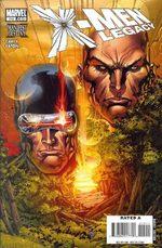 X-Men Legacy # 215