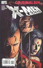 X-Men Legacy # 217
