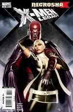 X-Men Legacy # 232