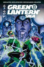 Green Lantern Saga # 7