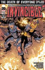 Invincible 98 Comics