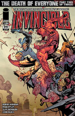Invincible 99 Comics