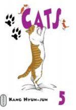 Cats 5 Manhwa