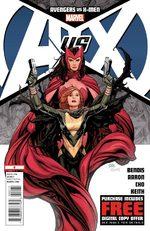 Avengers Vs. X-Men 0 Comics