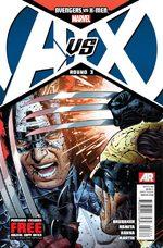Avengers Vs. X-Men 3 Comics