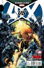Avengers Vs. X-Men 4 Comics