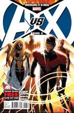 Avengers Vs. X-Men 6 Comics
