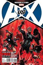 Avengers Vs. X-Men 7 Comics