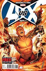Avengers Vs. X-Men 8 Comics
