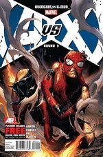 Avengers Vs. X-Men 9 Comics