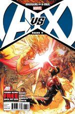 Avengers Vs. X-Men 11 Comics