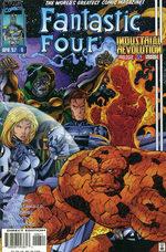 Fantastic Four 6 Comics
