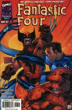 Fantastic Four 7 Comics
