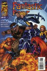 Fantastic Four 8 Comics