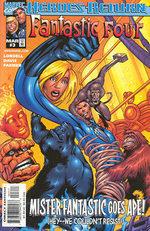 Fantastic Four # 3