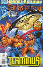 Fantastic Four # 4