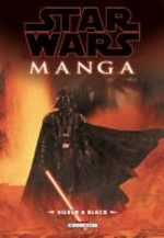 Star Wars - Silver & Black Manga