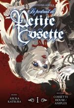 Le portrait de petite Cosette T.1 Manga