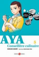 Aya, Conseillère Culinaire 5
