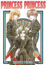 Princess Princess 5 Manga