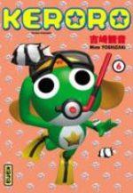 Sergent Keroro 6 Manga