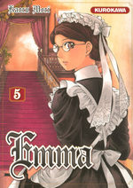 Emma 5 Manga