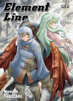 Element Line 6 Manga