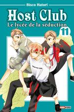 Host Club - Le Lycée de la Séduction 11 Manga