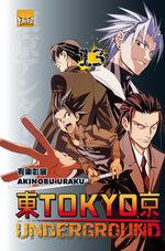 Tôkyô Underground 13 Manga