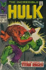 The Incredible Hulk # 106