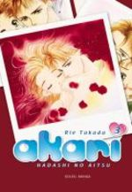 couverture, jaquette Akari 3