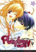 Playboy Café 4 Manga