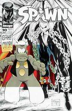 Spawn 10 Comics