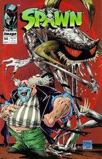 Spawn 14 Comics