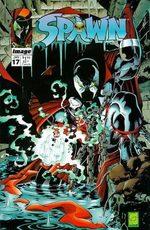 Spawn 17 Comics