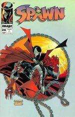 Spawn 24 Comics