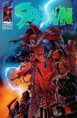 Spawn 25 Comics