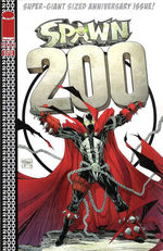 Spawn 200 Comics
