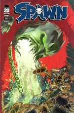 Spawn 215 Comics
