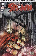 Spawn 218 Comics