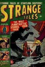 Strange Tales # 3