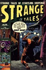 Strange Tales # 6