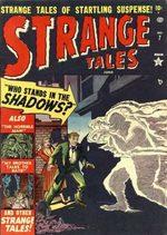 Strange Tales # 7