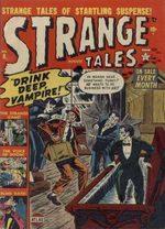 Strange Tales # 9